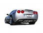 Preview: Borla 11811 S-Type Sportauspuffanlage Chevrolet Corvette C6 V8 6.2L 2009