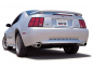 Preview: Borla 140067 S-Type Sportauspuffanlage Ford Mustang GT V8 4.6L 2001
