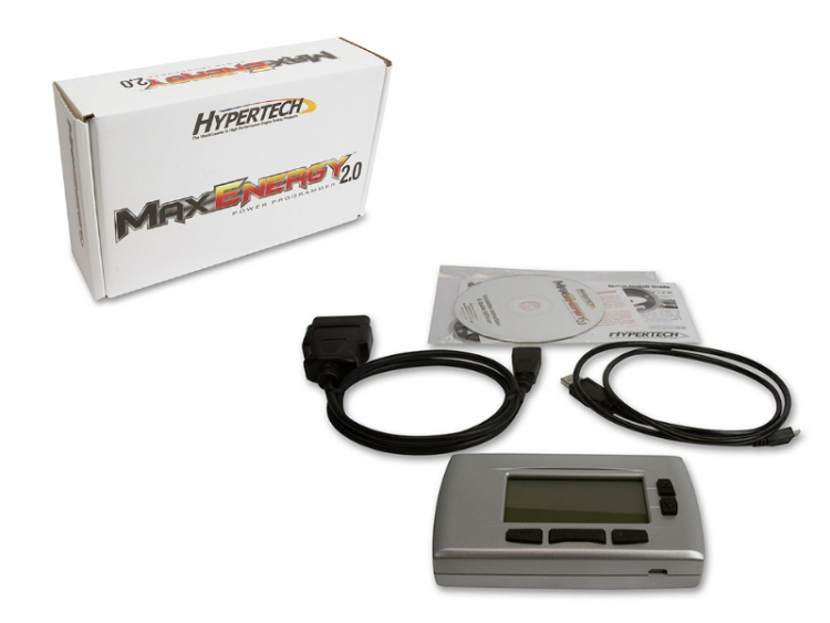 Hypertech Max Energy 2.0 Flasher Ford Mustang GT V8 4.6L 2010