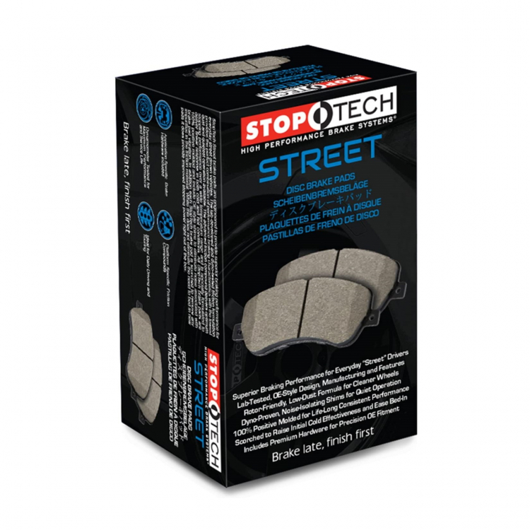 StopTech Street Bremsbeläge Ford Mustang V6 3.7L 2011 hinten