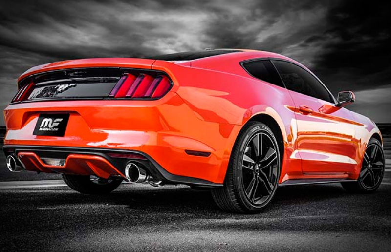 MagnaFlow Competition Auspuff Ford Mustang V6 3.7L 2016