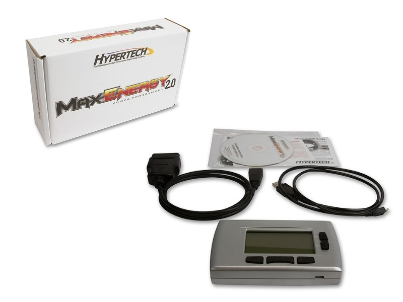 Hypertech Max Energy 2.0 Flasher Ford Mustang Shelby GT500 V8 5.4L 2007