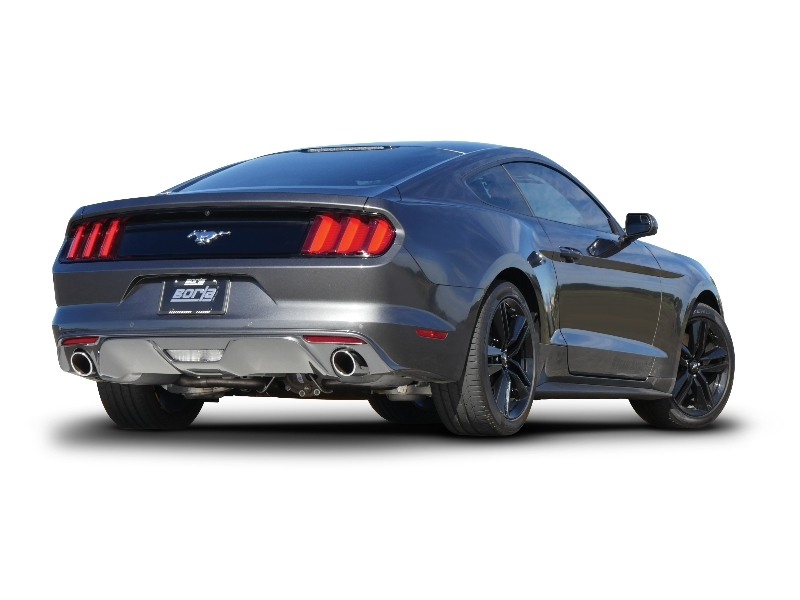 Borla Touring Auspuffanlage Ford Mustang EcoBoost L4 2.3L 2020 ABE